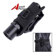 Belt Clip Holster for SureFire 6P G2 Fenix TK22 PD35 Pelican 1910 LED Flashlight