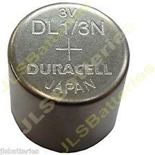 DURACELL 1/3N Lithium Battery DL 1/3 N CR1/3N 2L76   UK