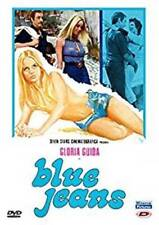 Dvd BLUE JEANS *** Gloria Guida *** ......NUOVO