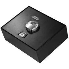 Barska Biometric Top Opening Safe w/Fingerprint Lock Security Home AX11556