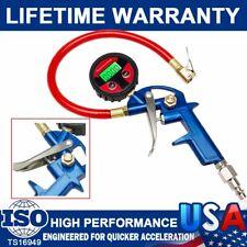 0-150PSI Car Tyre Pressure Gauge Motorbike Digital Air Auto Tire Meter Tester US