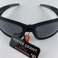 Foster Grant Polarized Womens Sunglasses KM1117 Tortoise Brown NEW 10210593 FWM