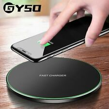 20W Fast Qi Wireless Charger For Galaxy S9 S10 S20+ IPhone 11 Note 9 USB Charger