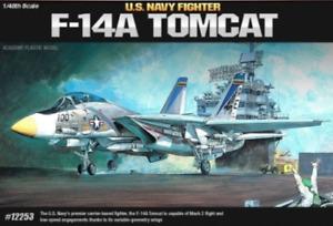 Academy 12253 1/48 F-14A Tomcat Plastic Model Kit