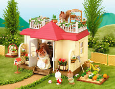 Sylvanian Families Calico Critters Luxury Townhouse Terrace Patio