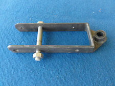Sailing Dinghy Mirror Holt Allen .318 Rudder Gugeon Very Rare original fittings