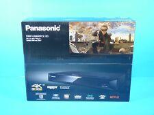 Panasonic DMP-UB400 4K Pro HDR Blu-Ray Disc Player Black --BRAND NEW--