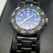 LUMINOX NAVY SEAL SERIES 300/3900 V3 CARBON  WATCH PC CARBON PAPERS AND BOX