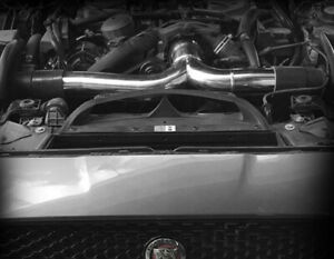 Jaguar F-Pace V6 Supercharged Performance Intake Tube Kit 2015 2016 2017 2018