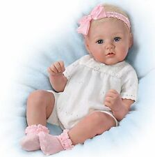 SO ADORABLE! - SO LOVABLE! 18 Inch Collectors Life Like Girl Doll