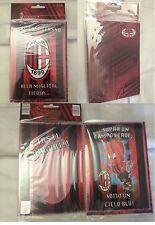 ACM Milan 1899 - Biglietto Auguri Compleanno - Alla Miglior Tifosa - Nuovo
