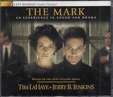 The Mark An Experience In Sound Drama 4CD Audio Book Tim Lahaye Jerry B Jenkins