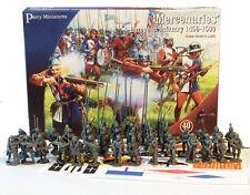 Perry Miniatures WR20 Mercenaries - European Infantry 1450-1500 PLASTIC BOX SET