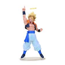 DRAGON BALL Z - Figura Gogeta Super Saiyan 21 cm figure, fusión Goku y Vegeta