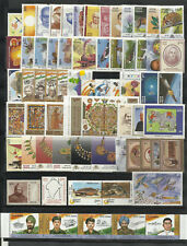 INDIA 2000 COMPLETE YEAR PACK OF COMMEMORATIVE STAMPS  MNH