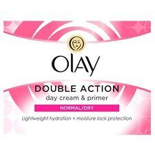 Olay Doble Acción Crema de día y primer normal/dry Crema De Día - 50ml