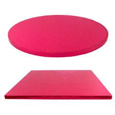 Culpitt 12 304 Mm Cake Board Round Cerise