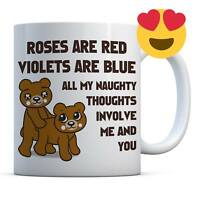 Roses Art Beautiful Deer Coffee//Tea Birthday Gift Mug 11 oz Wild