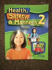 Abeka - Health, Safety & Manners Reader - Grade 2 - Current A Beka- 5th Edition