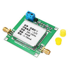 New 1MHz-2GHz 64dB Gain LNA RF Broadband Low Noise Amplifier Module HF VHF/UHF