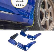 For HONDA ACCORD 2018 -2020 blue Mud Flap Flaps Splash Guards Mudguards 4pcs