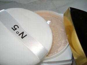 CHANEL No 5  the loose  bath powder 5.11 oz in box