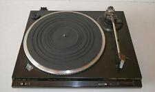 Platine disques vinyles vintage Technics SL-DD22 Japan