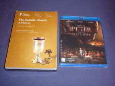 Teaching Co Great Courses DVDs       CATHOLIC CHURCH     brand new + BONUS