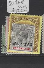 BAHAMAS  (PP1710B)  WAR TAX   SG 91-5   MOG