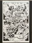 2013+Cobra+GI+Joe+11X17+Cover+Quality+Original+Art+Commission+by+Scott+McDaniel