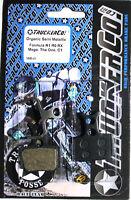 Organic TruckerCo High Performance Disc Brake Pads FORMULA R1 RR1 RO RX osm21