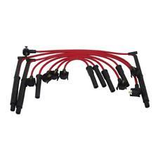 Taylor Spark Plug Wire Set 82218; ThunderVolt 8.2mm Red for Ford 4 Cylinder