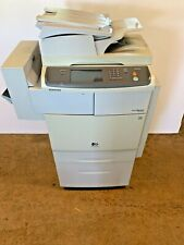 Samsung CLX-8380ND All-In-One Laser Printer W/ 2 Bin Finisher S-14