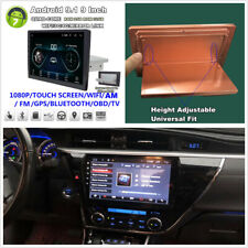 """1Din Android 9.1 9"""" 1Quad-core 2GB+32GB Car Stereo Radio GPS Player Wifi 3G 4G"""