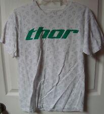 Vintage Thor MX Bike T-Shirt Adult Men Small