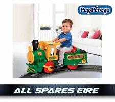 PEG PEREGO SANTA FE TRAIN RIDE ON TOY 6V BATTERY ELECTRIC KIDS CHILDREN