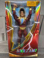 """DC Comics SDCC 2013 Mattel Exclusive DC Signature Collection Shazam 6"""" Figure"""