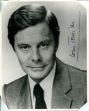 LOUIS JOURDAN FRENCH ACTOR IN COUNT DRACULA & OCTOPUSSY SIGNED PHOTO AUTOGRAPH