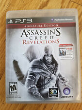 Assasins Creed Revelations Playstation 3  PS3 -  Game Complete In Box