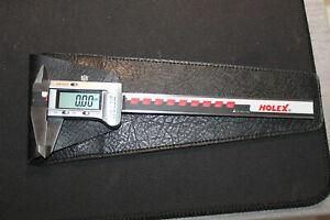 Messschieber HOLEX  150mm Elektronisch Metrisch/Inch Tiefenm. Flach