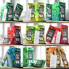 Aroma King Premium Aromakarten 25er Set Karte Menthol, Blueberry, Ice, usw Hipzz