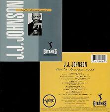 J.J. JOHNSON  let's hang out