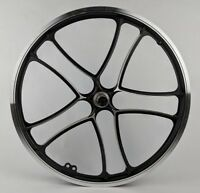 "20"" Front Mag Alloy Wheel Old School Cruiser Lowrider Trike Bike BMX Bicycle"