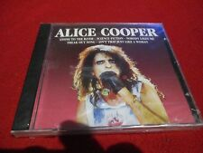 "CD NEUF ""ALICE COOPER - GOING TO THE RIVER"" 8 titres / HARD ROCK"