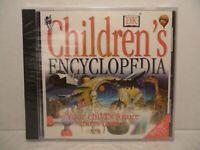 DK CHILDREN'S ENCYCLOPEDIA - WINDOWS PC CD-ROM