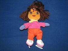TY Beanie Baby Dora the Explorer Ice Skating Skater Skate Plush Doll 2007