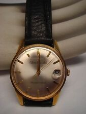 VINTAGE NEW CITIZEN HOMER  DATE PARASHOCK 21 JEWELS C.G.P. STAR STAINLESS STEEL