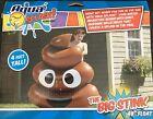 Aqua The Big Stink Float, Inflatable Emoji Poop   Pool Raft, 4  Float New In Box