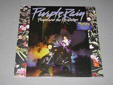PRINCE  Purple Rain  180g LP  Remastered w/Poster  New Sealed Vinyl