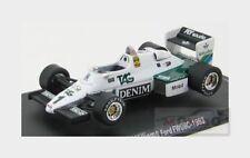 Williams F1 Ford Fw08C #1 Season 1983 Keke Rosberg White Green Edicola 1:43 GL09